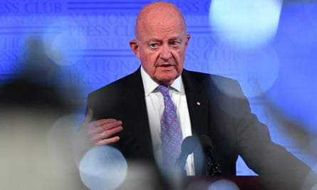 James Clapper: 'Clearly, this is retaliation threatened in the worst way.'