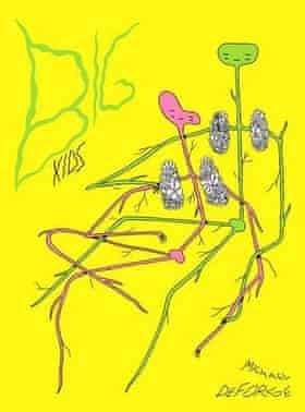 Big Kids by Michael DeForge (February 2016)