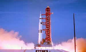 Lift off! … the start of the greatest space odyssey in July 1969