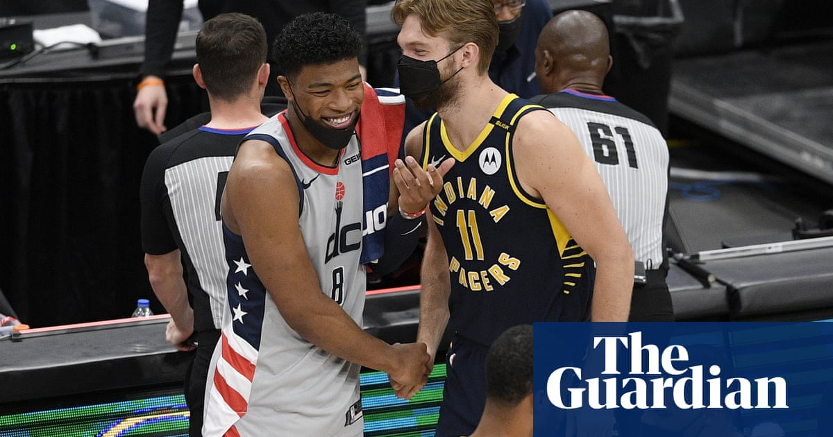 Wizards roll over Pacers in NBA play-in game to book playoff date with 76ers
