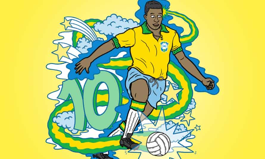 'Over time that Pelé persona has become fixed, an exhibit in the increasingly distant museum of 20th-century pop iconography.'