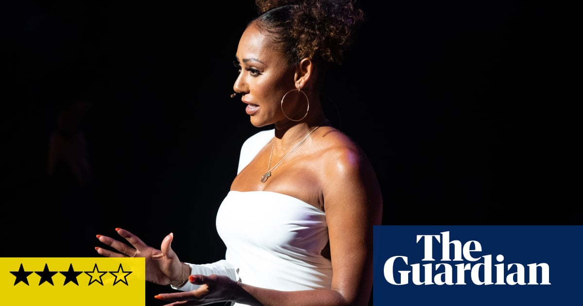A Brutally Honest Evening with Mel B review – scary, spicy and surreal