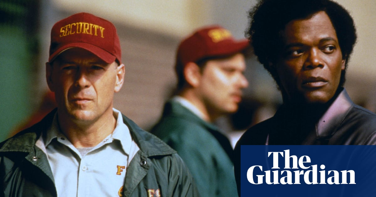 Unbreakable at 20: the film that finally took superheroes seriously