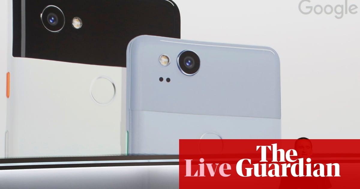 db9030a2657 Google launch  Pixel 2 smartphones