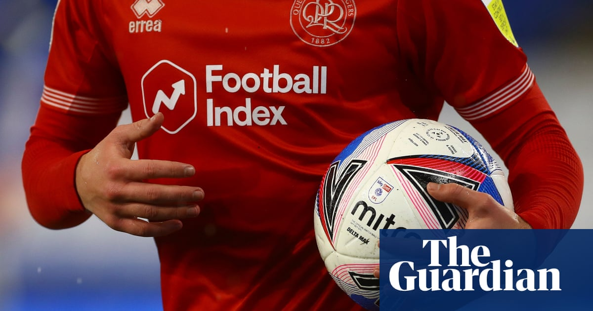 Football Index, the game's 'stock market', has licence suspended