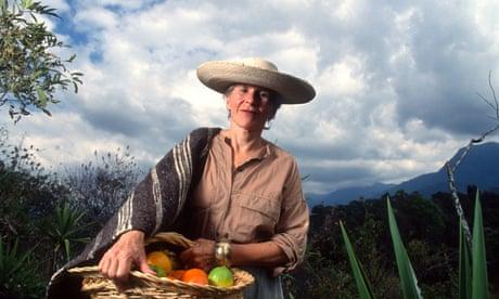 'The Indiana Jones of food': Diana Kennedy, culinary pioneer