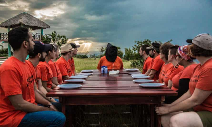 Peace activists campaigned to shut down the Guantánamo Bay detention center with a Thanksgiving fast.
