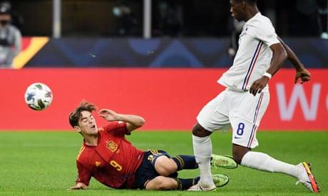 Spain v France: Nations League final – live!