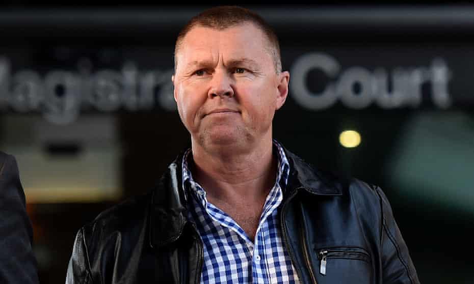 Former trade union boss David Hanna
