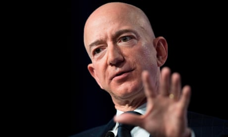 Jeff Bezos and the United States of Amazon – podcast