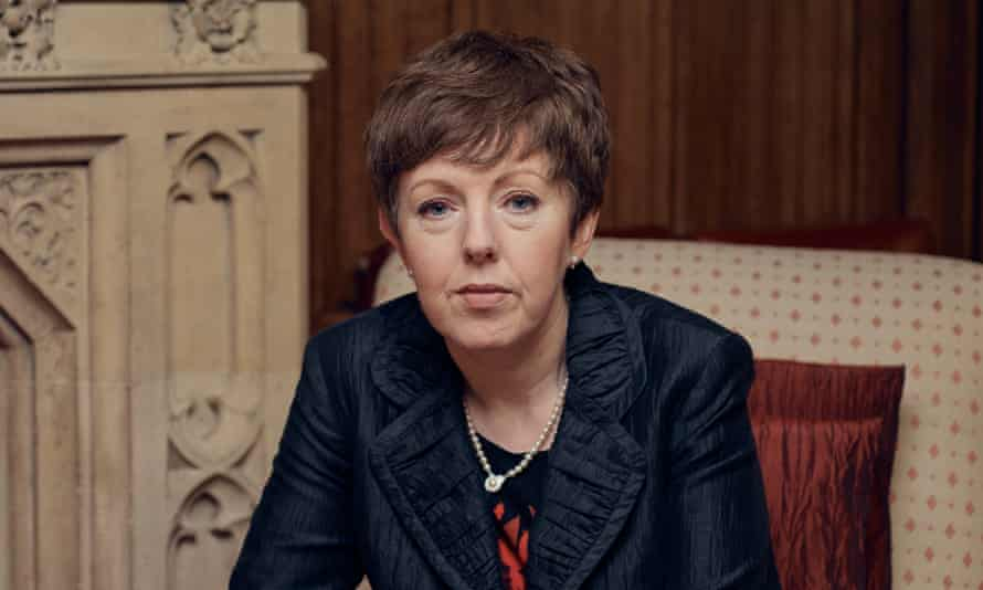 Tina Stowell, Baroness Stowell of Beeston, at the House of Lords.