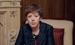 Lady Stowell, Charity Commission chair.