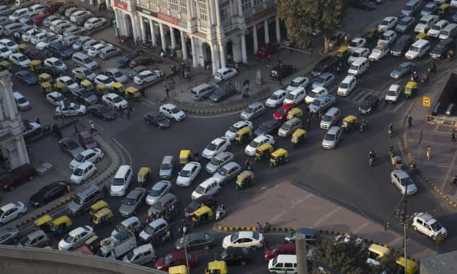 Delhi has banned all new large diesel cars, taxis and SUVs, and experimented with alternating bans on odd and even number plates.
