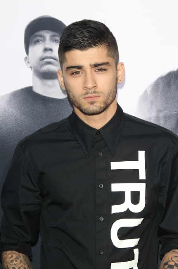Zayn Malik … Wanted to be a normal 22-year-old.