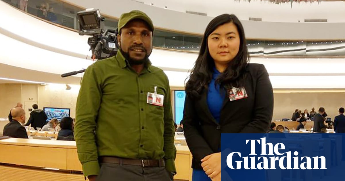 Australia refuses to rule out handing over Sydney lawyer who advocates for West Papuans to Indonesia