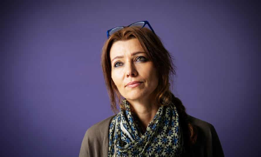 Elif Shafak, author of 10 Minutes 38 Seconds in This Strange World.