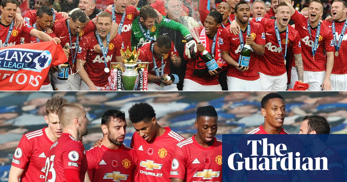 How do Solskjærs side compare with Manchester Uniteds last title winners? | Marcus Christenson