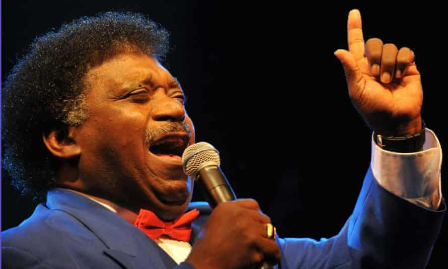 Percy Sledge in 2008