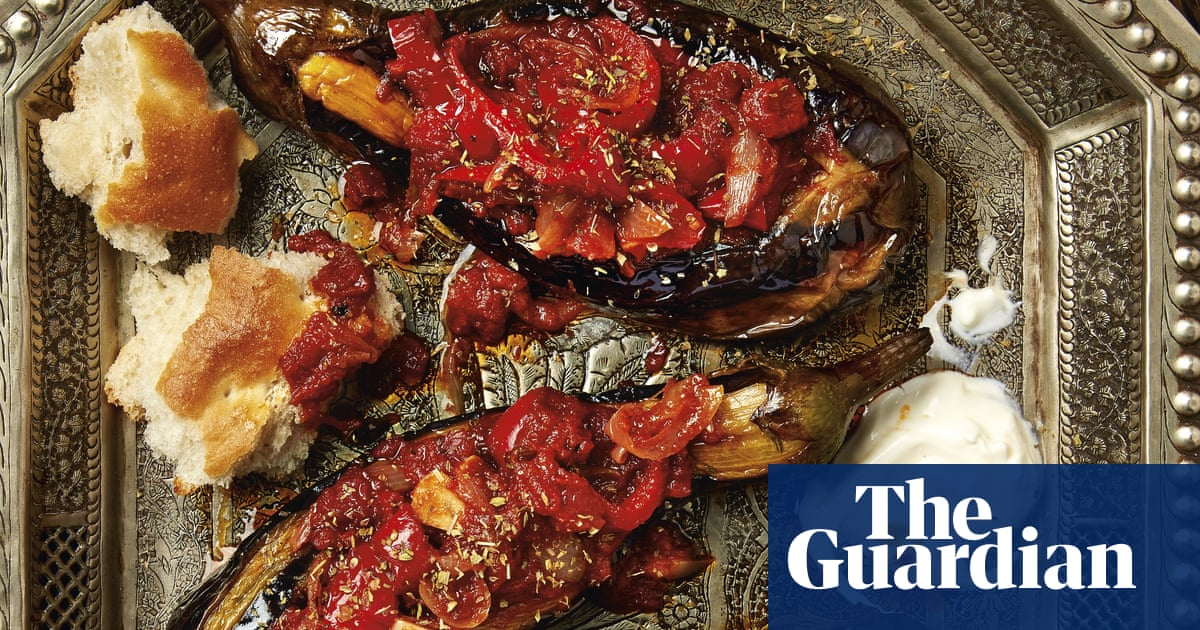 Purple Patch Yotam Ottolenghi S Turkish Style Aubergine Recipes Food The Guardian