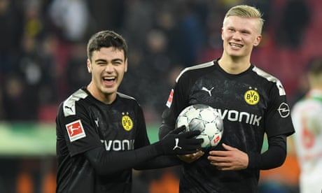 European roundup: Haaland hits hat-trick in 20 minutes on Dortmund debut