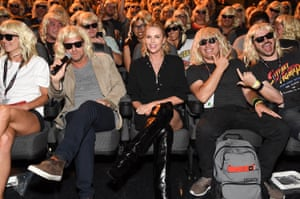 San Diego, US: Actor Charlize Theron attends the screening of Atomic Blonde with fans at Comic-Con