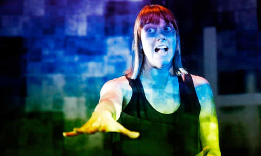 The Shape of the Pain, written by Chris Thorpe and performed by Hannah McPake.