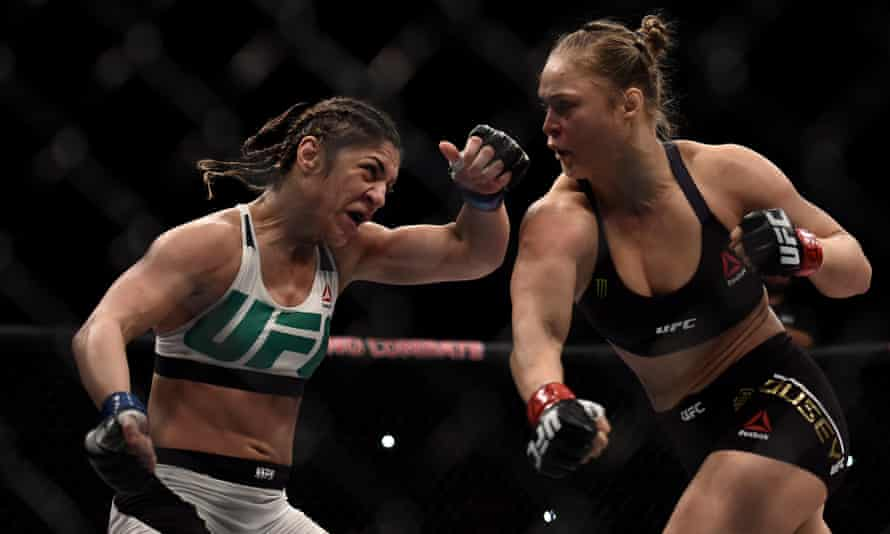 Ronda Rousey v Bethe Correia