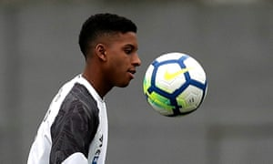 Real Madrid to sign €45m teenager Rodrygo as Ronaldo 'settles tax
