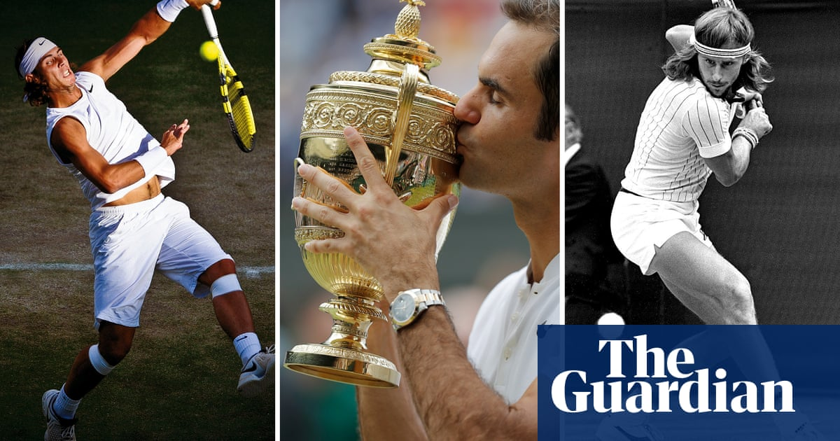 The greatest male tennis player of the last 50 years: the fans verdict