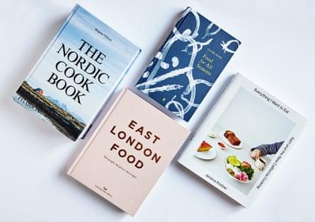 Books by Magnus Nilsson, Oliver Rowe, Rosie Birkett and Jessica Koslow