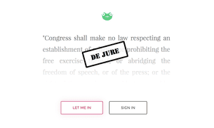 Gab was founded in August, following the high profile banning of Breitbart's Milo Yiannopoulos from Twitter.
