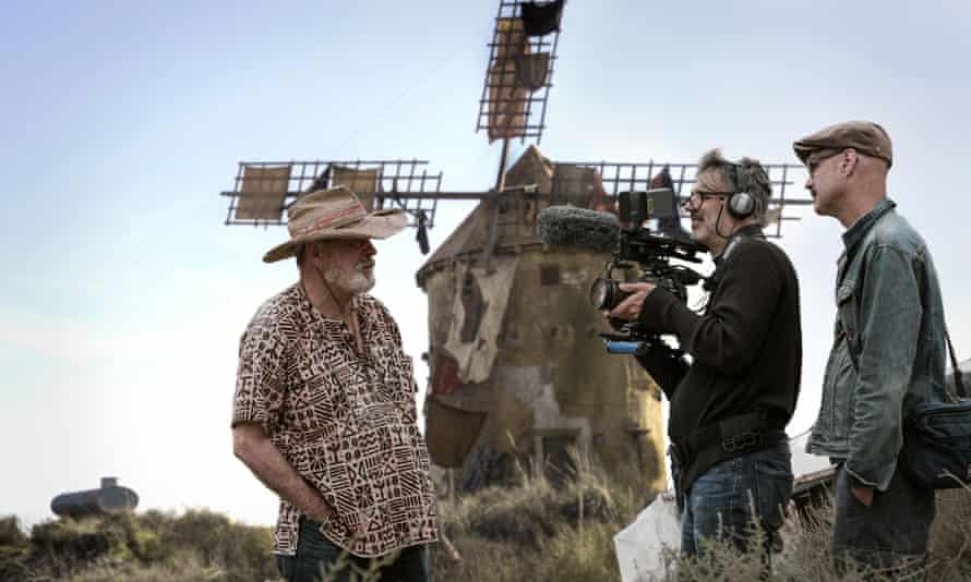 He Dreams of Giants review – Terry Gilliam's inspiring La Mancha sequel |  Documentary films | The Guardian