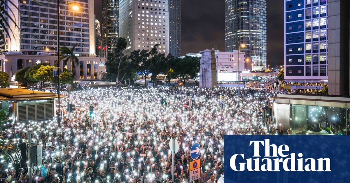 How Hong Kong caught fire: the story of a radical uprising