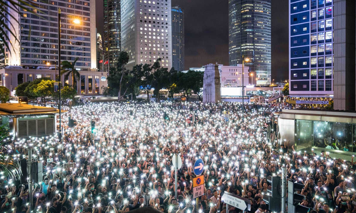 How Hong Kong Caught Fire The Story Of A Radical Uprising Hong Kong The Guardian