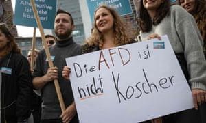Jewish organisations in Frankfurt protest against AfD's announcement