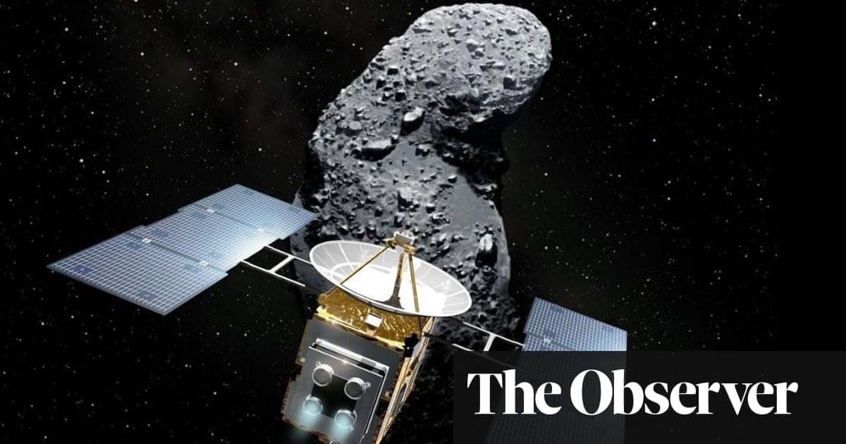 The asteroid rush sending 21st-century prospectors into