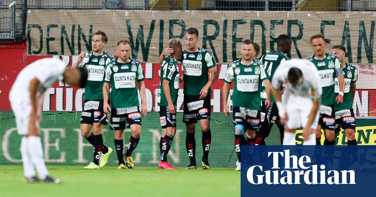 Austrian football team sorry for 9-0 loss that saw opponents promoted