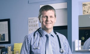 Prof Scott Wilkes, head of Sunderland University's school of Medicine