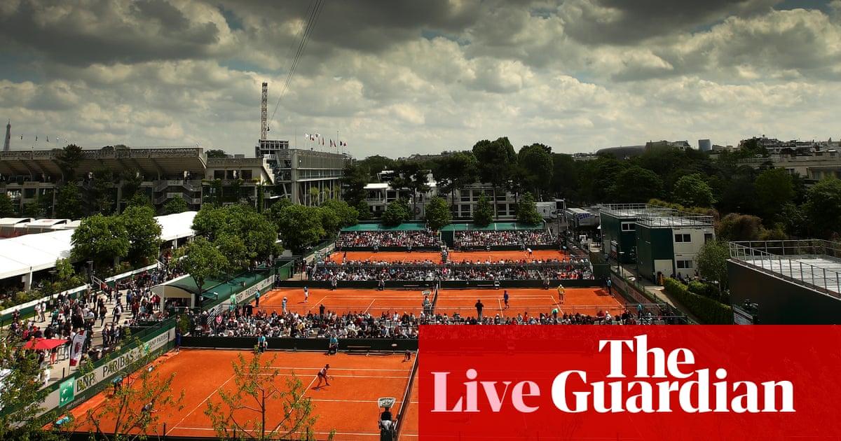 French Open 2021: Tsitsipas v Carreño Busta, Serena Williams in action – live!