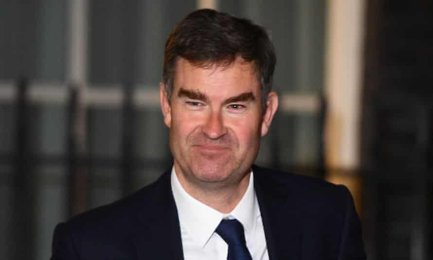 David Gauke, the justice secretary, denied that part-privatisation of probation had been a failure.