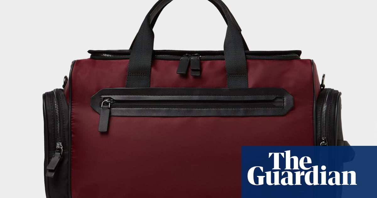 f2962d0913 Carry on kings: 10 of the best travel bags for men   Fashion   The Guardian