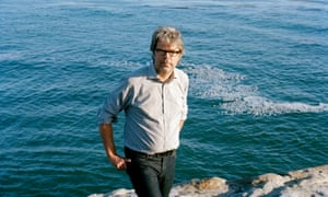 The writer, Jonathan Franzen.