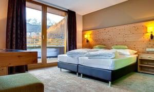 Bäckelar Wirt hotel.