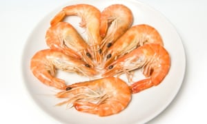 A US survey found that some food allergies, such as one to shellfish, develop in adulthood.