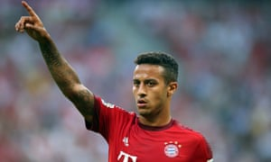 All roads could point to Manchester City for Thiago Alcântara if Pep Guardiola tries to sign the trusted playmaker.