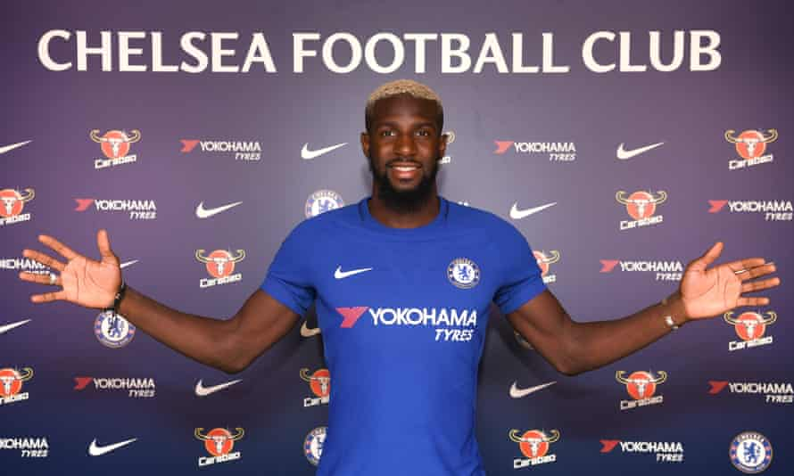 Tiemoué Bakayoko will wear No14 at Chelsea - as a tribute to the Paris arrondissement in which he grew up.