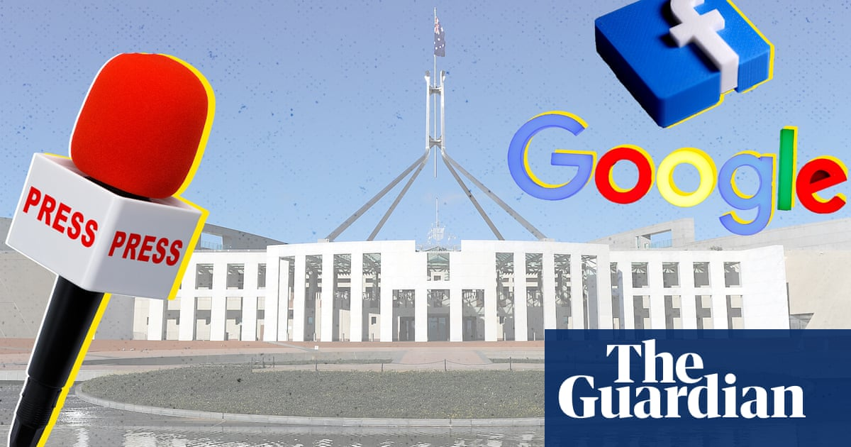Why is Australia trying to regulate Google and Facebook – video explainer