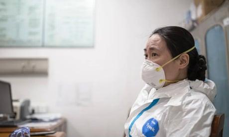 Coronavirus: Wuhan doctor speaks out against authorities