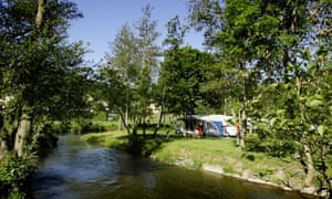 20 Of The Best Campsites In Europe Travel The Guardian