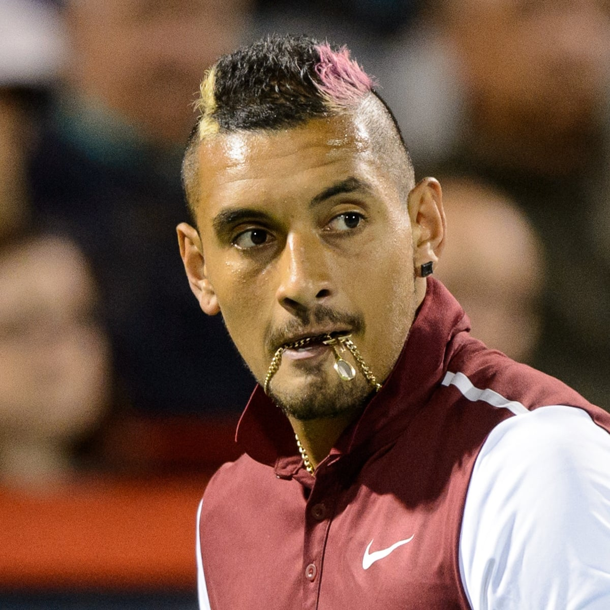 Nick Kyrgios Apologises For Stan Wawrinka Comment After Atp Fines Him 10 000 Nick Kyrgios The Guardian